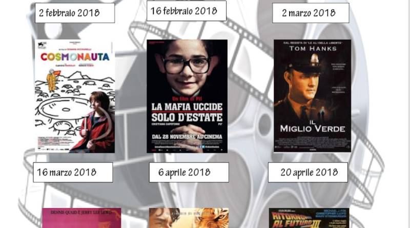 Cinema a Givoletto - 2018